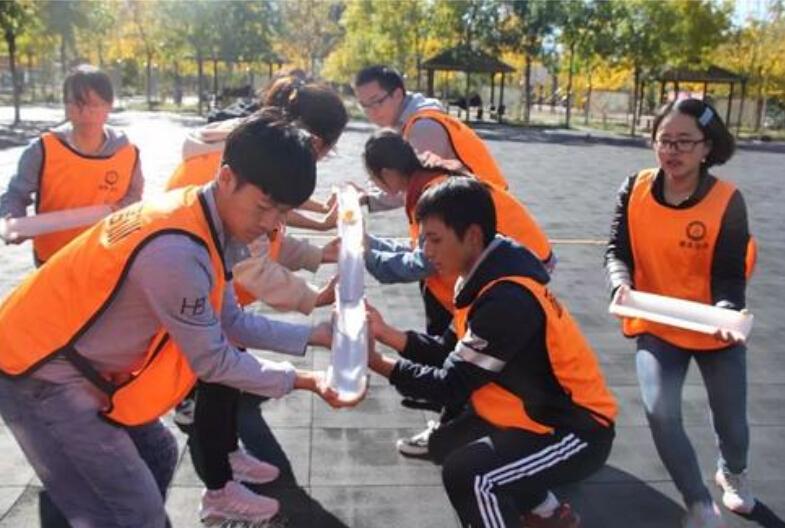 团队拓展培训游戏_能量传输-拓展游戏-上海拓展训练公司
